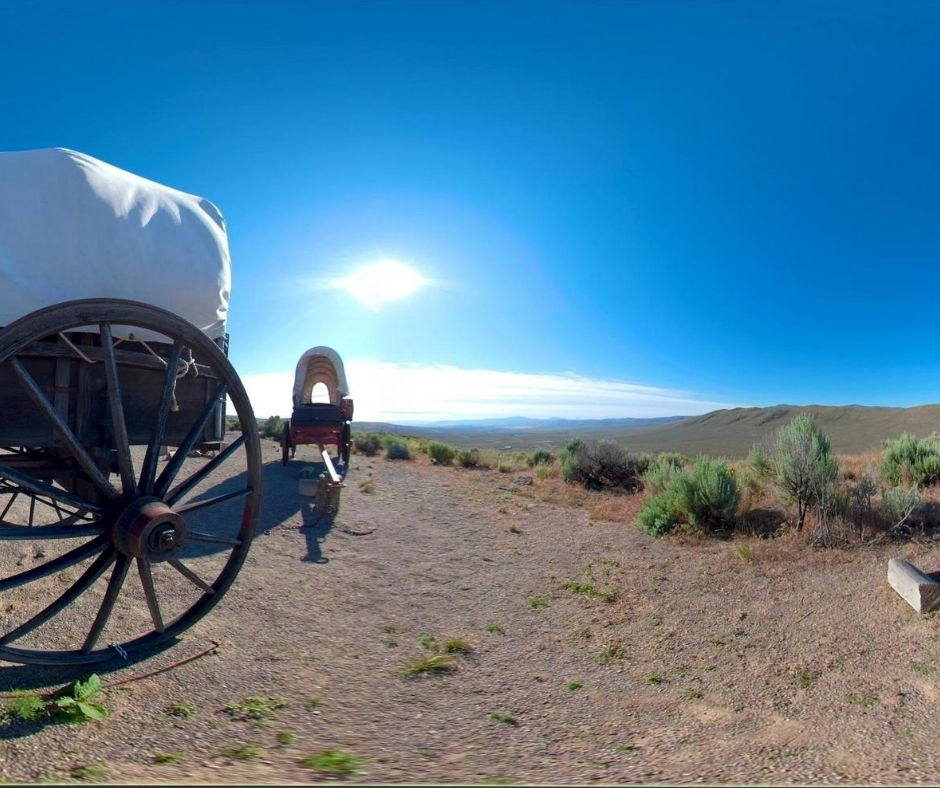 Golden Shovel Agency Helps Northeastern Oregon Get a Leap on Economic Recovery with 360-Degree Video and Virtual Reality Main Photo