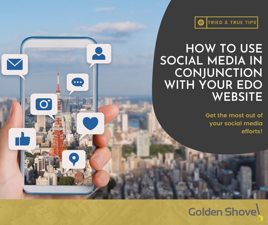 How To Use Social Media in Conjunction with Your Economic Development Website Main Photo