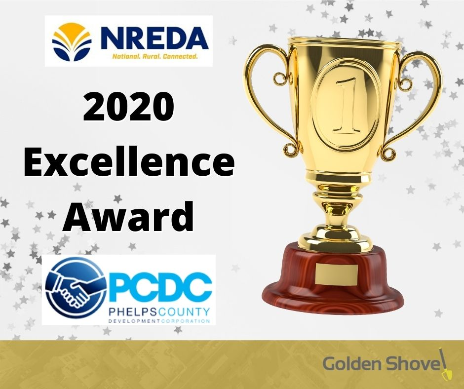 Phelps County Development Corporation Wins 2020 NREDA Excellence Award Main Photo