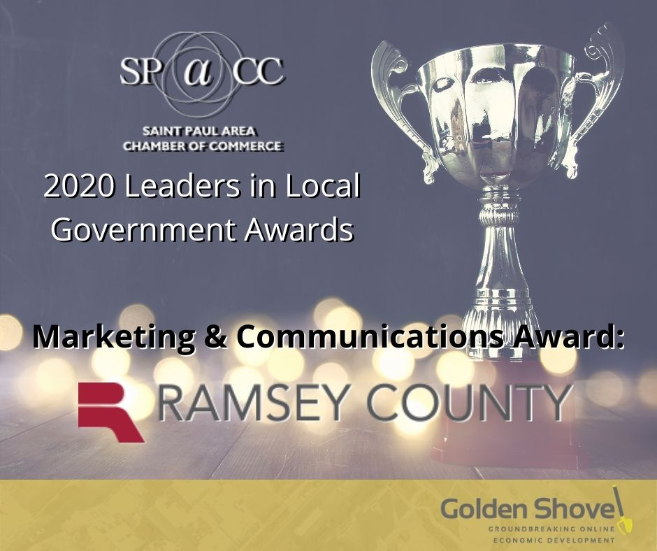 Ramsey County Wins Communications & Marketing Award Main Photo