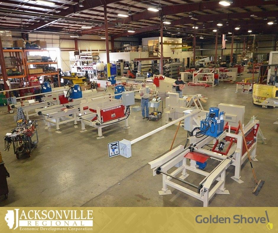 Take Advantage of Jacksonville, Illinois Enterprise Zones Main Photo