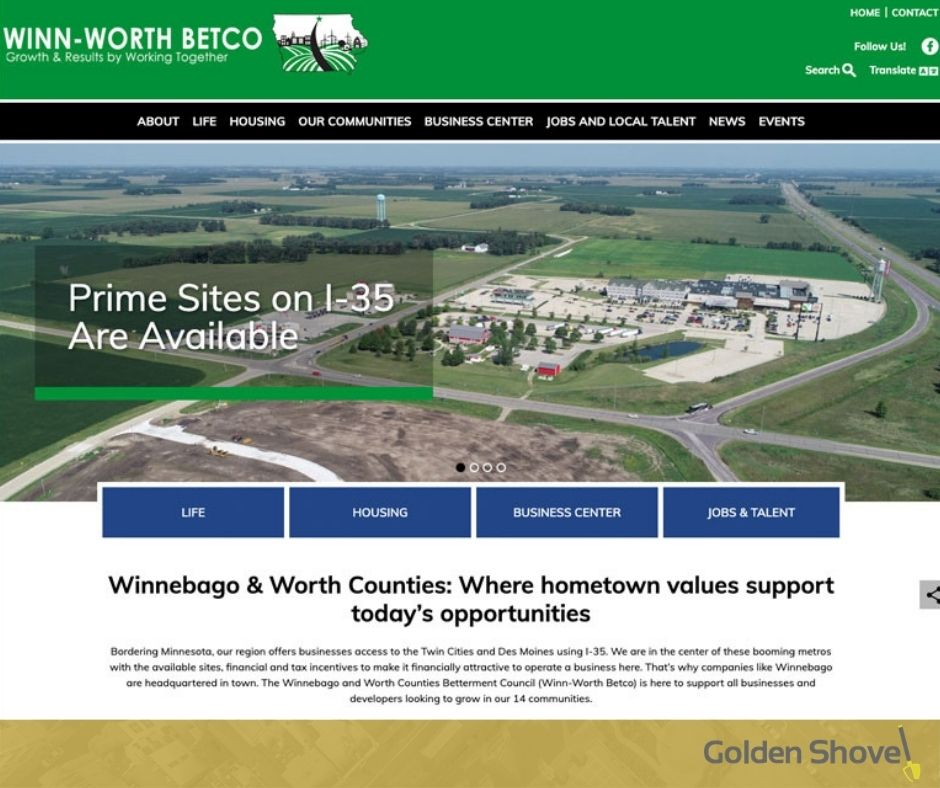 Winn-Worth Betco Launches Newly Designed Website Main Photo