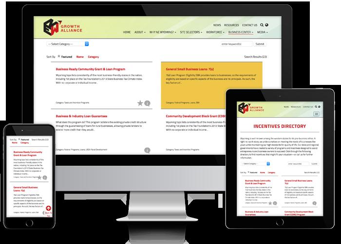 golden shovel agency, economic community development, websites, marketing