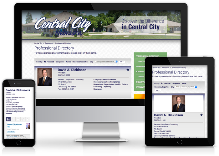 Central City, NE