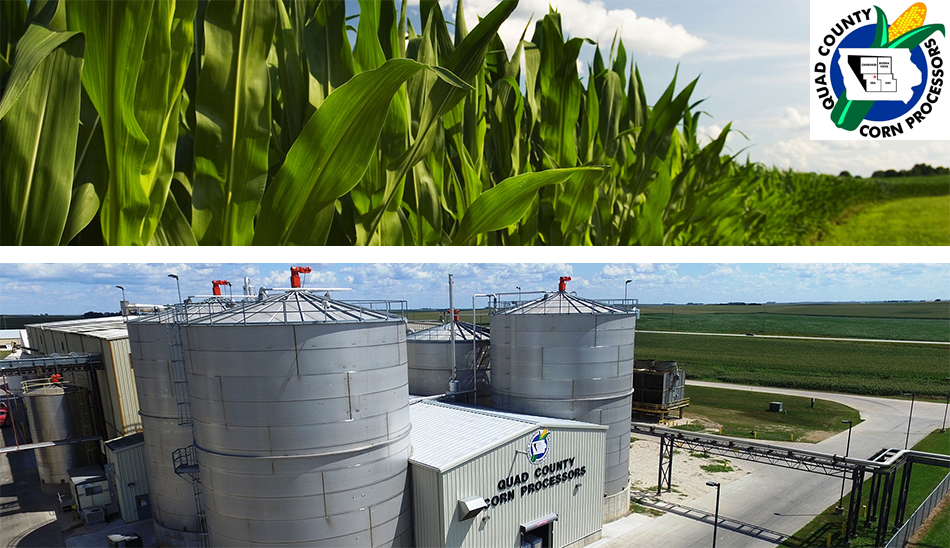 Quad County Corn Processors Provides Quality Ethanol to the Nation from Iowa Main Photo