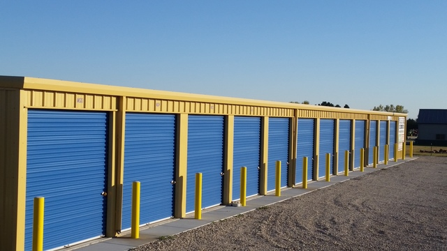 AAA Self Storage. McCool Junction Storage.