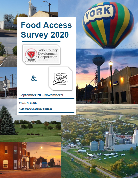 York County Food Access Survey Released Main Photo