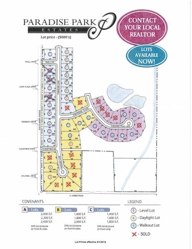 parkway park estates