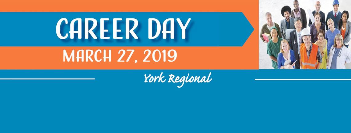 York Regional Career Day
