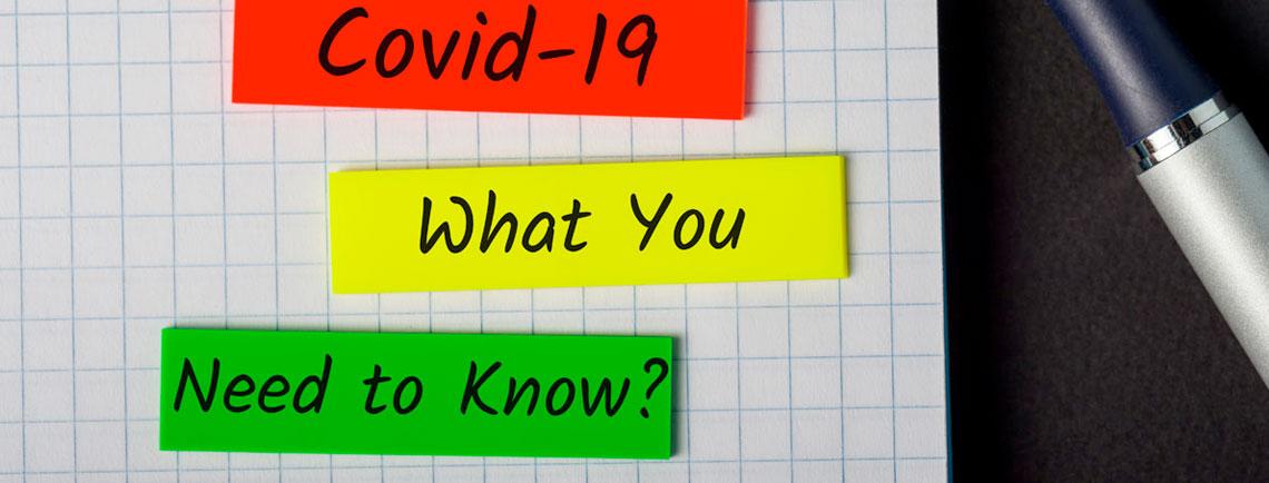 COVID-19 Resources