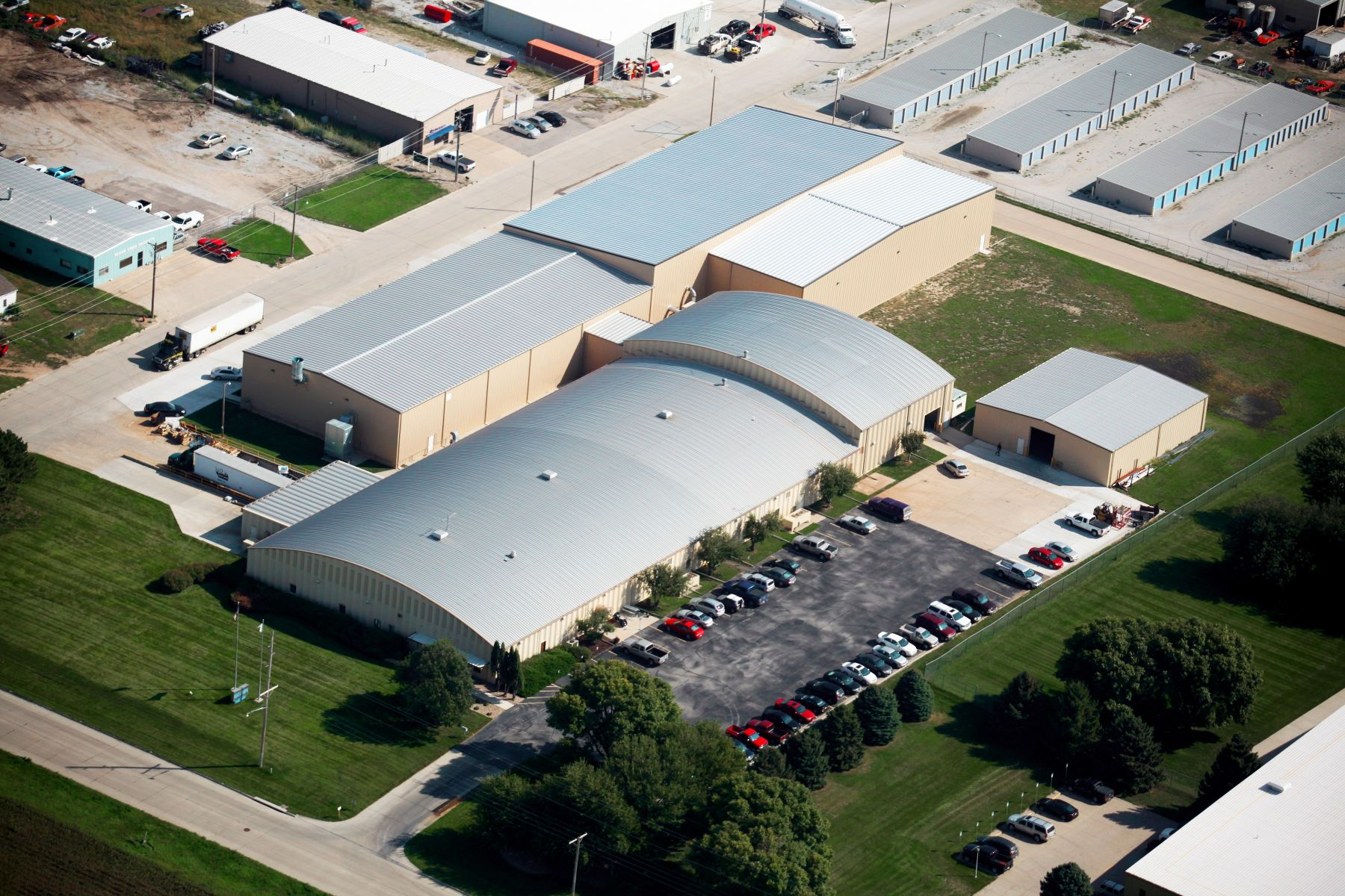 Cyclonaire Headquarters York, Nebraska