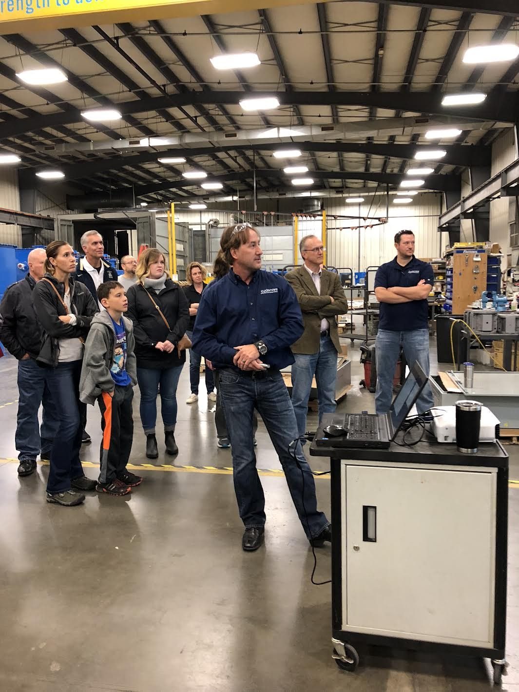 Manufacturing Month to Highlight Career Options Beyond K12 to College Photo - Click Here to See