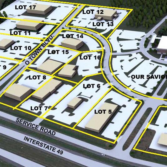 Main Photo For I-49 Gateway Development