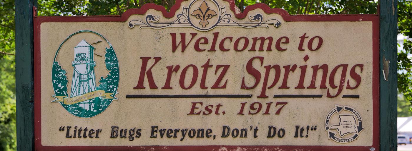 Krotz Springs