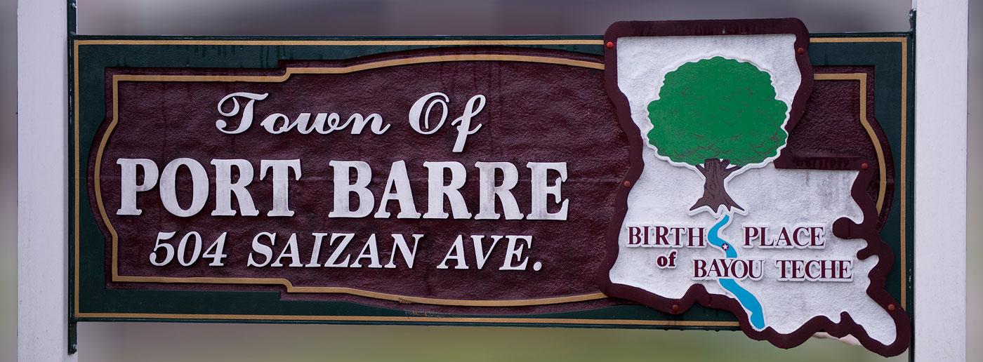 Port Barre