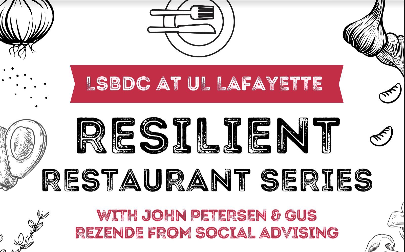 RESILIENT RESTAURANT SERIES Photo - Click Here to See