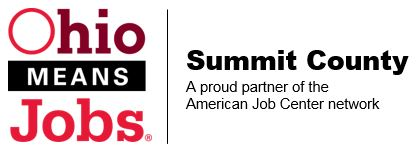 OhioMeansJobs Summit County Logo