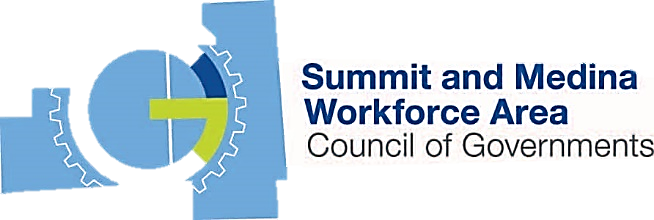 Summit and Medina Workforce Area Council of Governments Logo