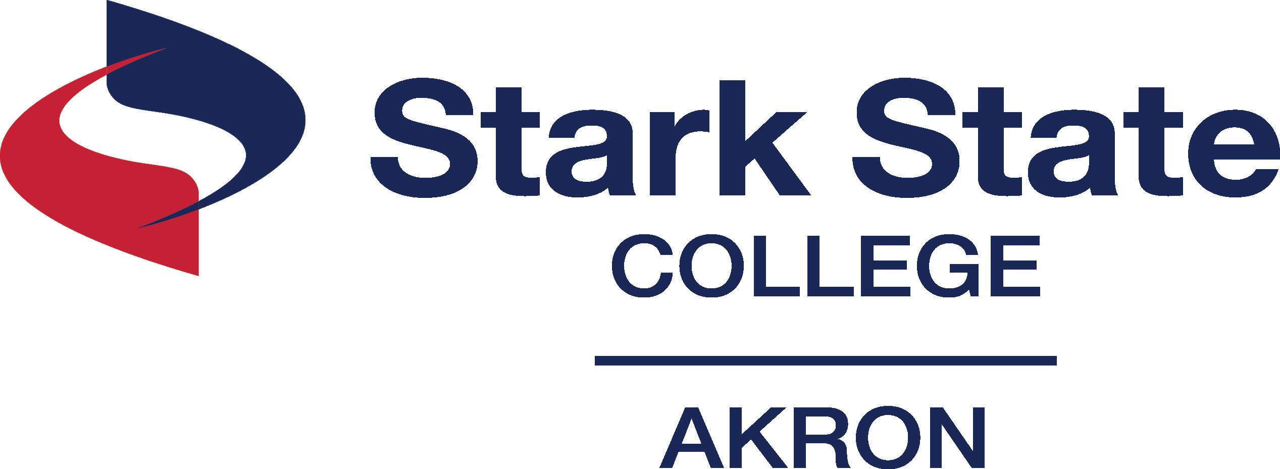 Stark State College - Akron Logo