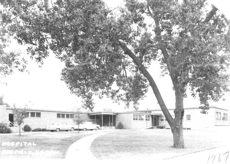1968 Community Memorial Hospital