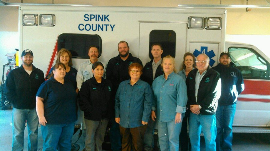 Spink County Ambulance Crew