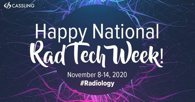 National Radiology Tech Week