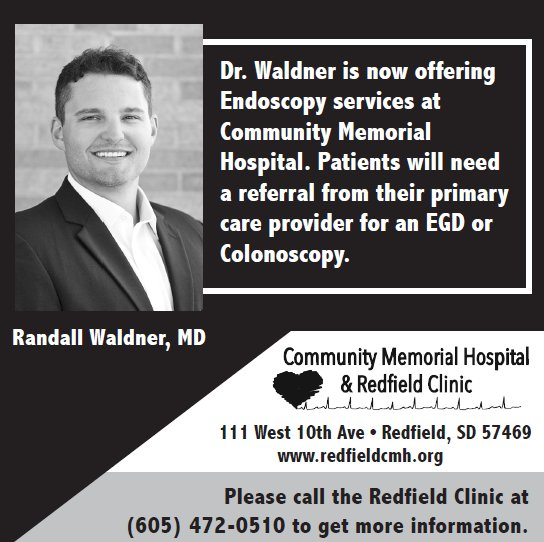 Dr Waldner offering Endoscopy Services
