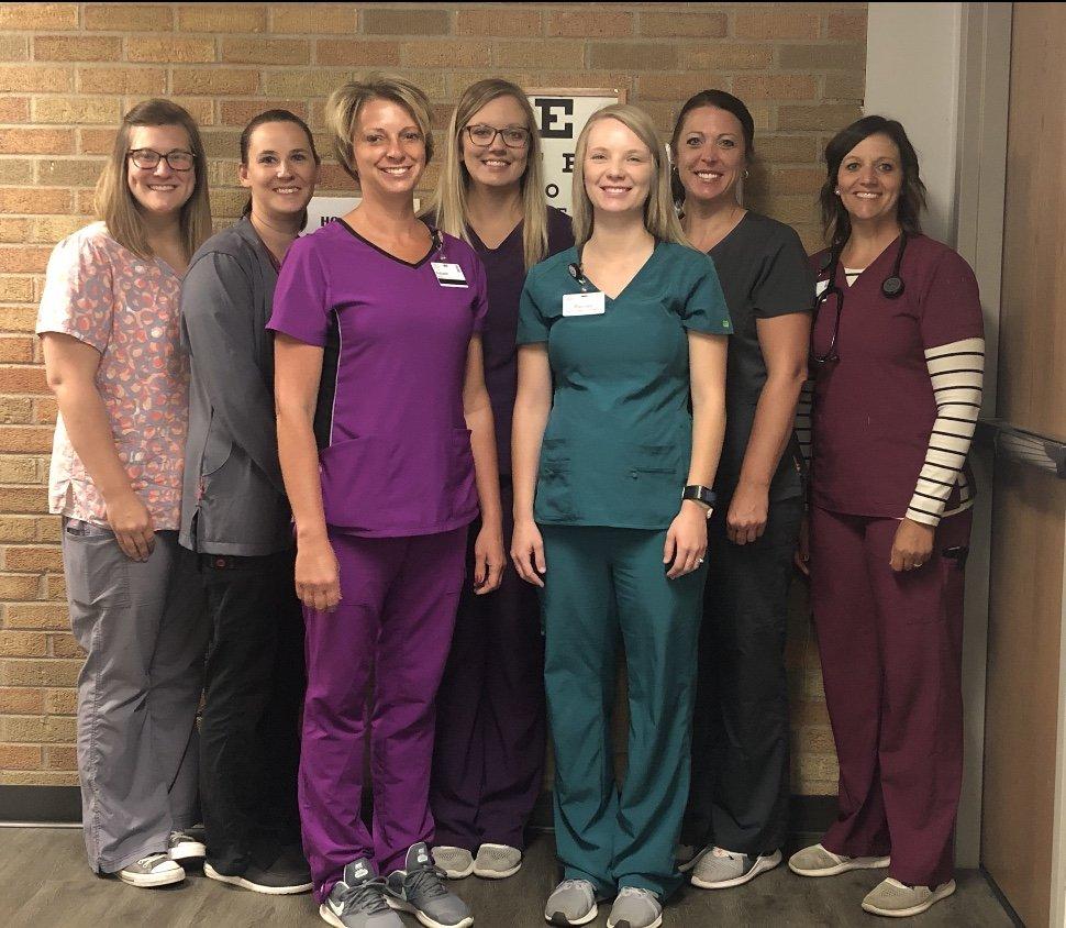 Clinic Nurses