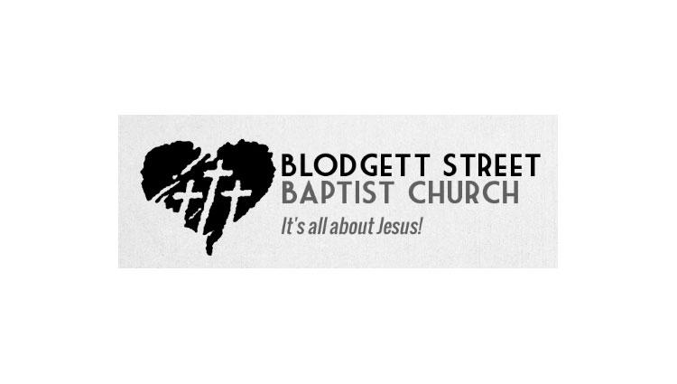 Blodgett Street Baptist Church Slide Image