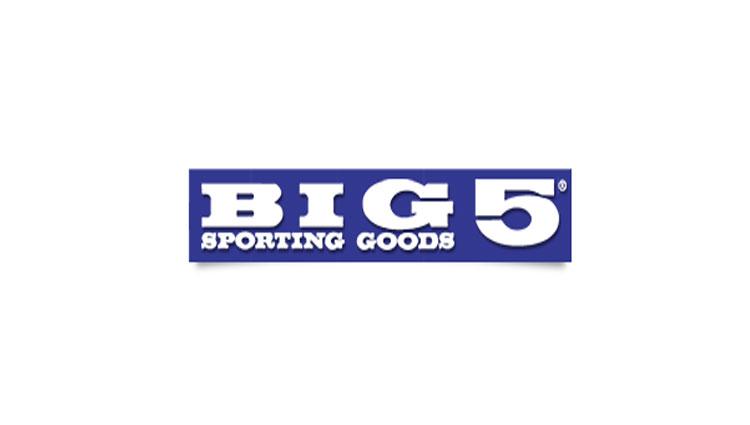 Big 5 Sporting Goods - Sporting goods Slide Image
