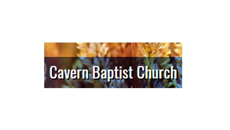 Cavern Baptist Church Slide Image
