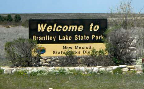 Brantley Lake State Park Photo