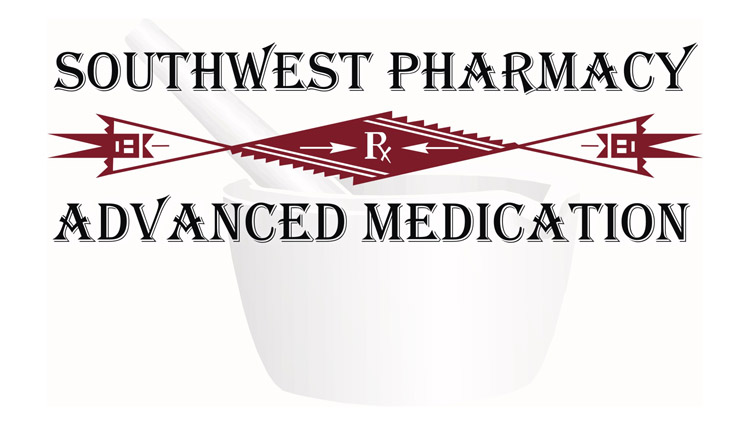 Advanced Medication and Southwest Pharmacy Logo