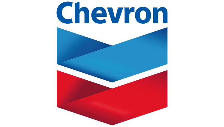 Chevron Slide Image