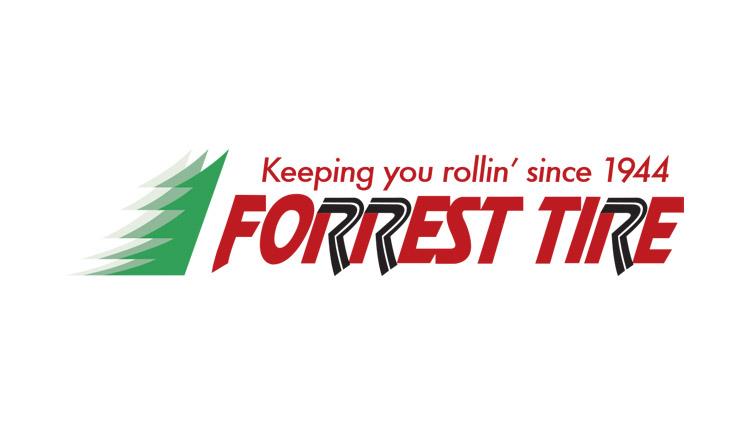 Forrest Tire Company Slide Image