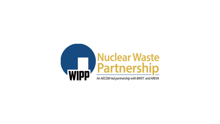 Nuclear Waste Partnership Slide Image