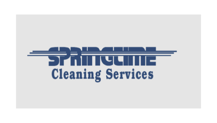 Springtime Cleaning Services Logo