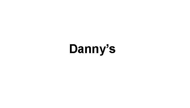 Danny's Place Slide Image