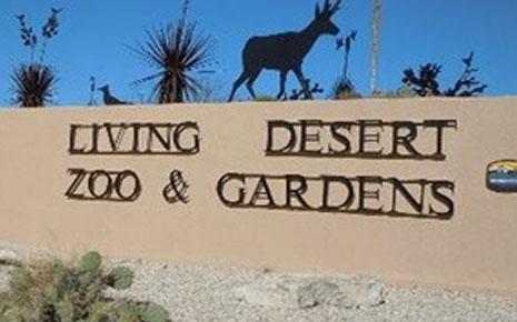 Living Desert Zoo & Gardens State Park Photo
