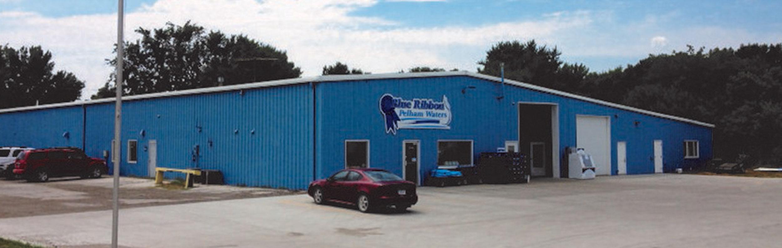 Board Member Spotlight: Blue Ribbon Pelham Waters