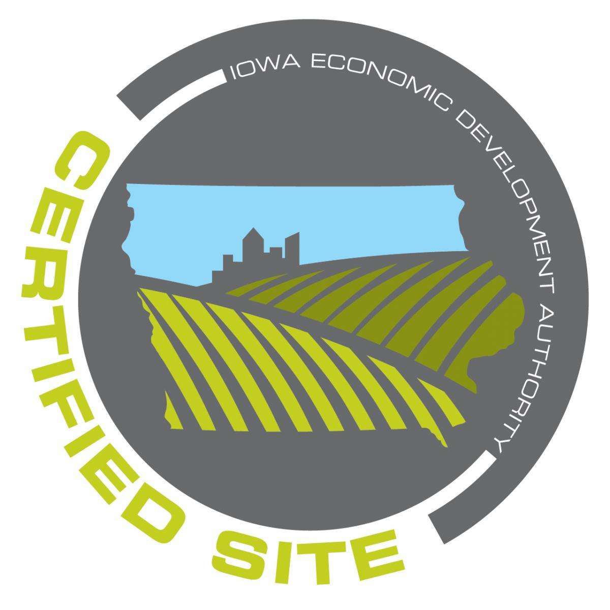 ieda certified site logo
