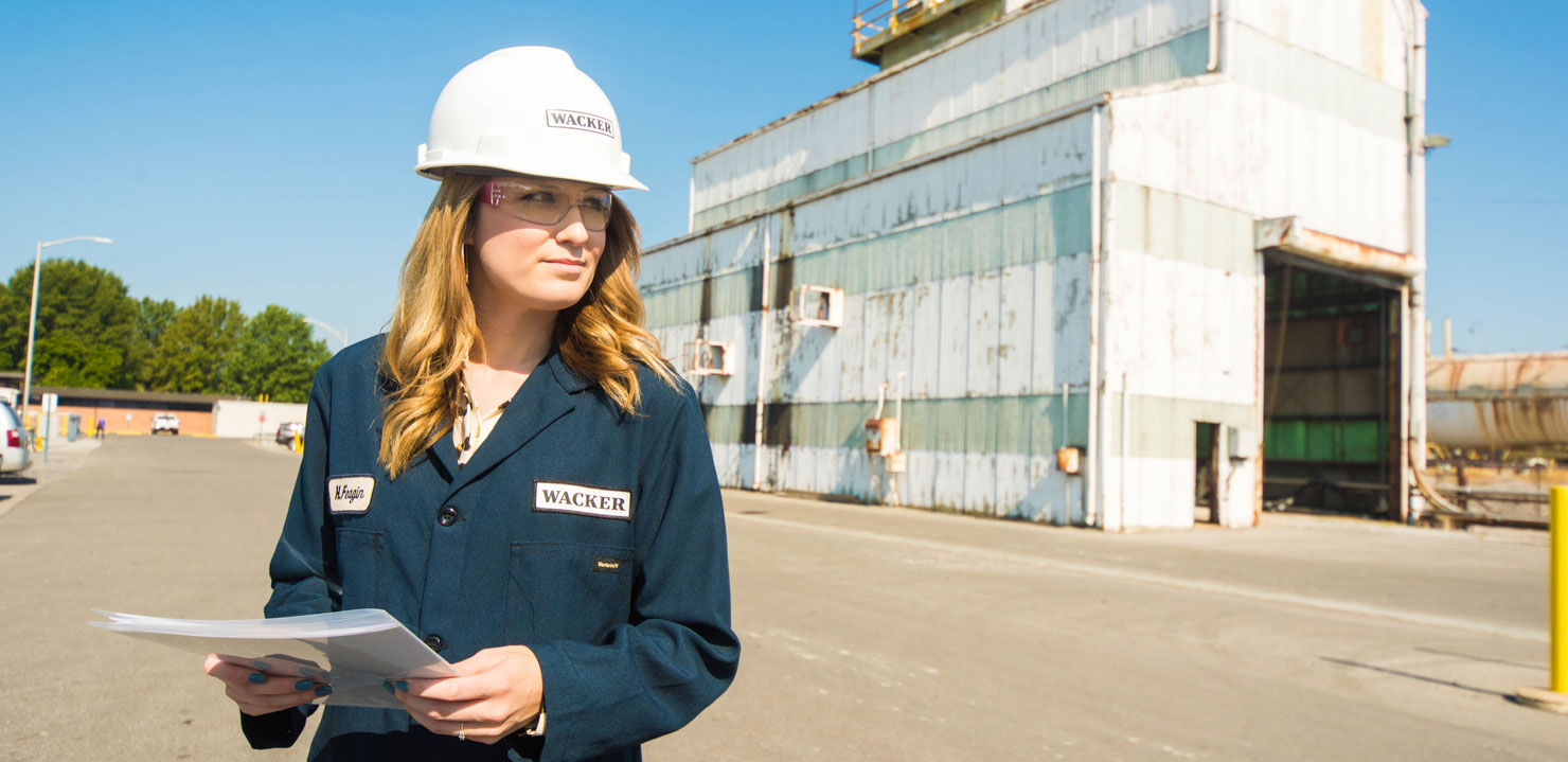 Our People: Hayleigh Feagin, Wacker Chemical Corporation