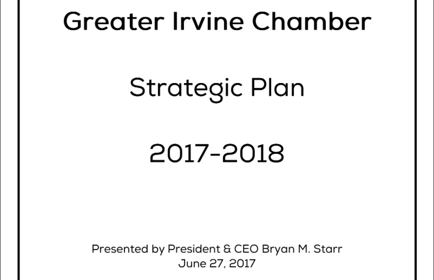 2017-2018 Strategic Plan