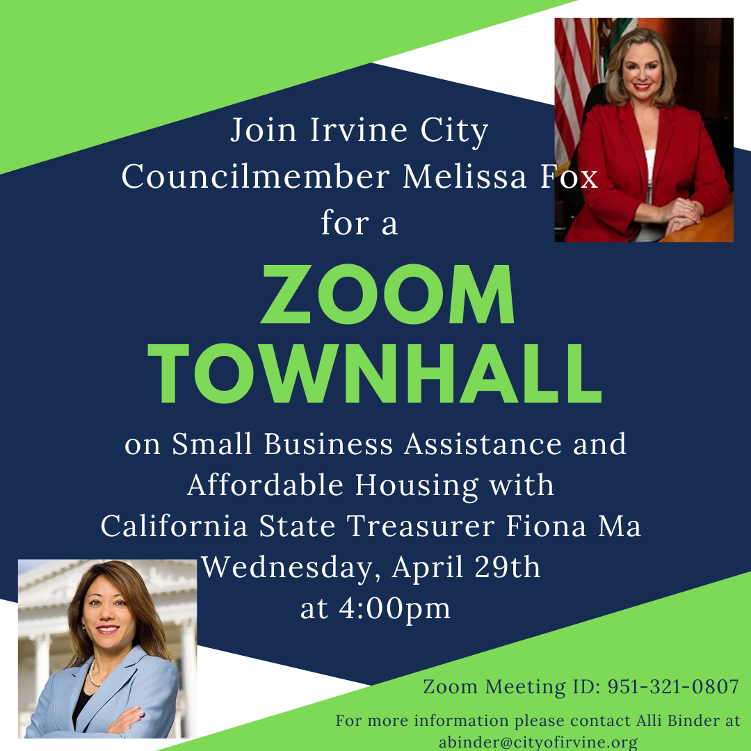 4/29/20 Town Hall