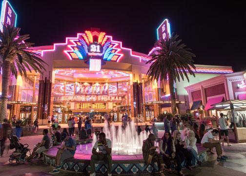 Retail Centers Keep Revenue in Irvine