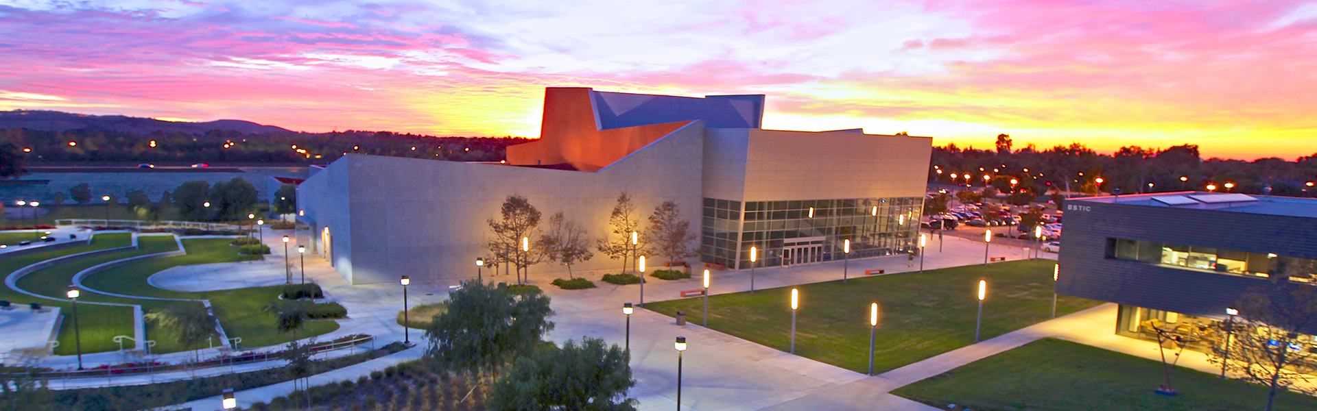 IVC Names Performing Arts Center Main Stage for Irvine Resident Photo - Click Here to See