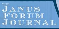 Janus Forum Journal Spring 2014