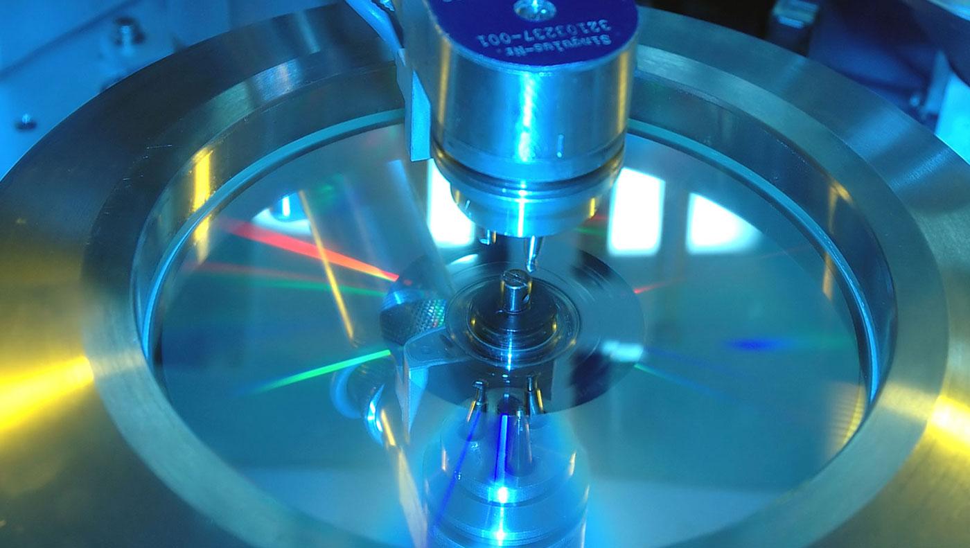 precision machining equipment