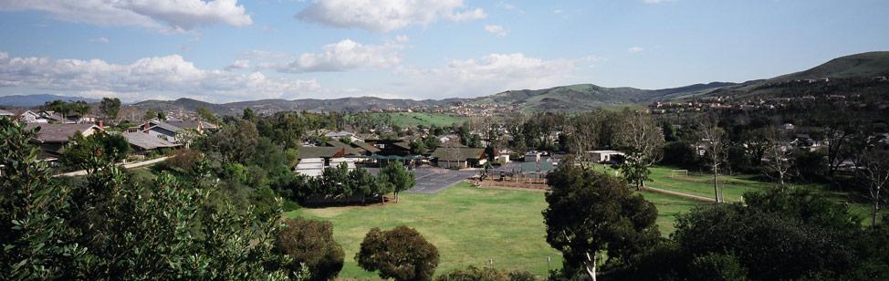 land in Irvine, CA
