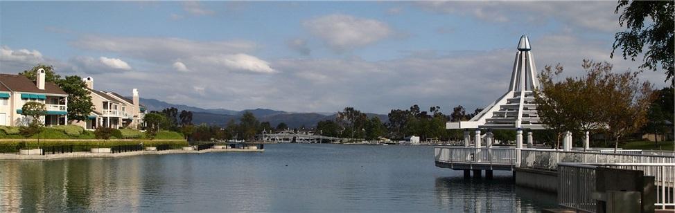 park in Irvine, CA
